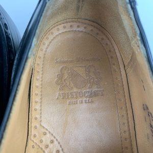 Johnston & Murphy Shoes - Johnston & Murphy 'Aristocraft' Wingtip Size 10